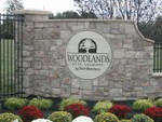 Woodlands Entrance