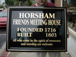 Horsham Friends Meeting House